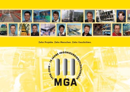 MGA-Broschüre – Titel