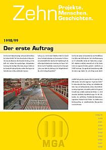 MGA-Broschüre – Innenseite 1998/99