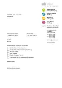 CTW-Medien: Briefkopf mit allen Logos der Tagungshäuser