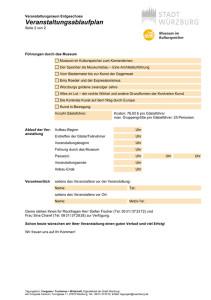 CTW-Medien: Formular Museum im Kulturspeicher (2)