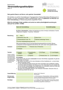CTW-Medien: Formular Festung Marienberg (1)