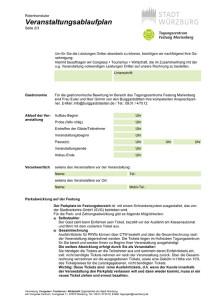 CTW-Medien: Formular Festung Marienberg (2)